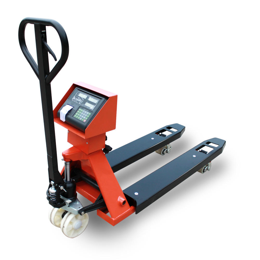 Electric pallet truck scale Manual pallet truck with weigh scale pallet truck with weighing