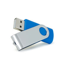 factory price swivel pen drive usb flash drive / usb stick housing for coopration gift