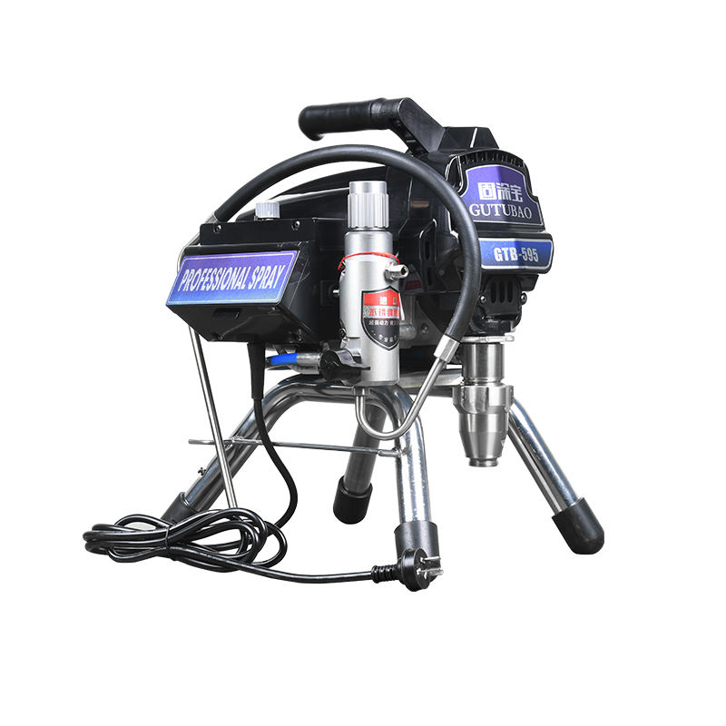 High efficient easy operating airless paint sprayer manufacturer