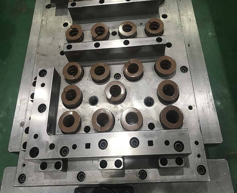 Mould Factory CNC Precision Metal Machine Parts Prototype Stamped Stamping Mold