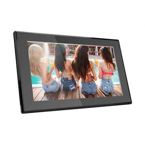 Digital Picture Frame Oem Custom Ips Panel Full Hd 1080p Lcd Ads Player 15 Inch Digital Photo Picture Frame Made In China