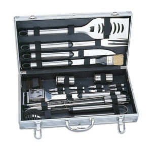 Rvs Barbecue Set Bbq Tool