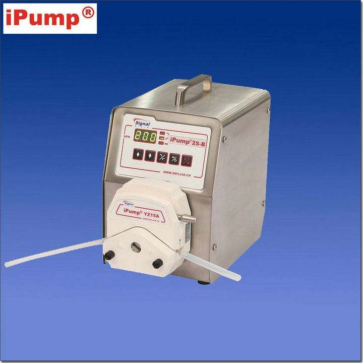 Chromatography Column Low With Factory Price Pressure Peristaltic Pump
