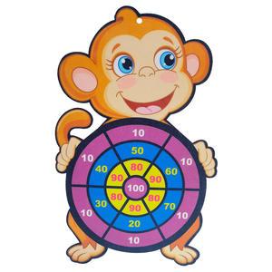 Juguetes de los niños dardo de los niños bola pegajosa Dart placa Digital objetivo deportes juguetes tablero de dardos