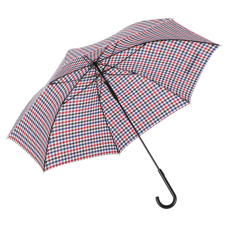 23 Inch Light Weight Lady Fashion Straight Umbrella Hot Sell Promotion Umbrella For Women