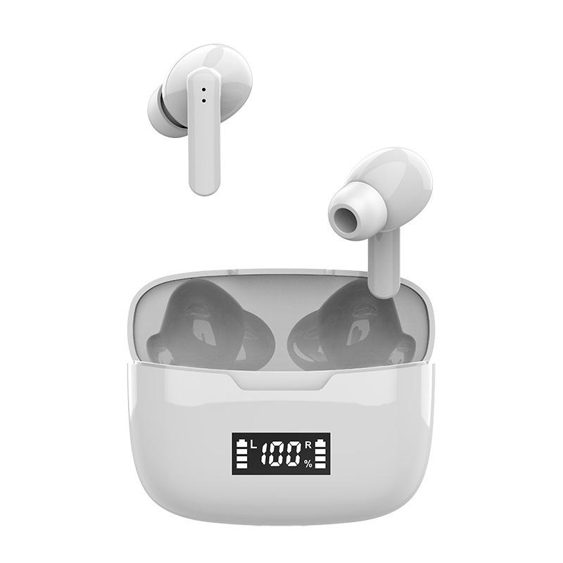 Shenzhen Free Earphone Samples 2021 Tws 5.0 Ear Buds Active Noise Canceling Sports Headphones Free Product Sampling Custom Oem