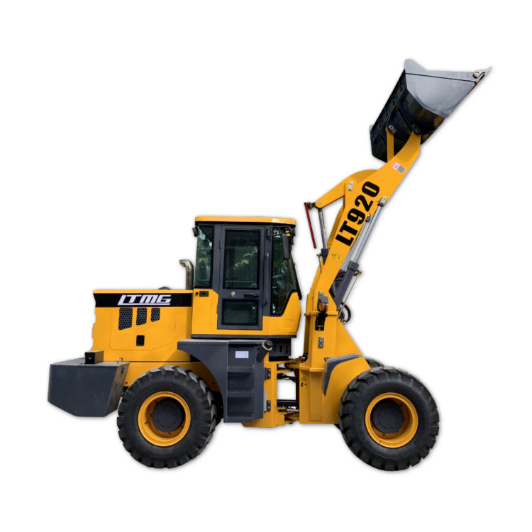 LTMG 1 - 3 ton wheel loader 1ton 1.5ton 2ton 3ton front end small loader 2t wheel loader with optional engine