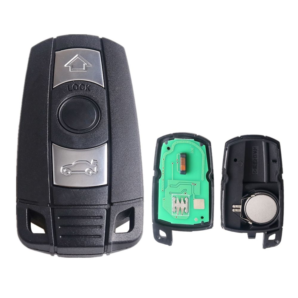 Remote Key 3 Button 315 MHz ID7953 Keys Fob KR55WK49123 For BMW 1 3 5 6 7 Series Car Key