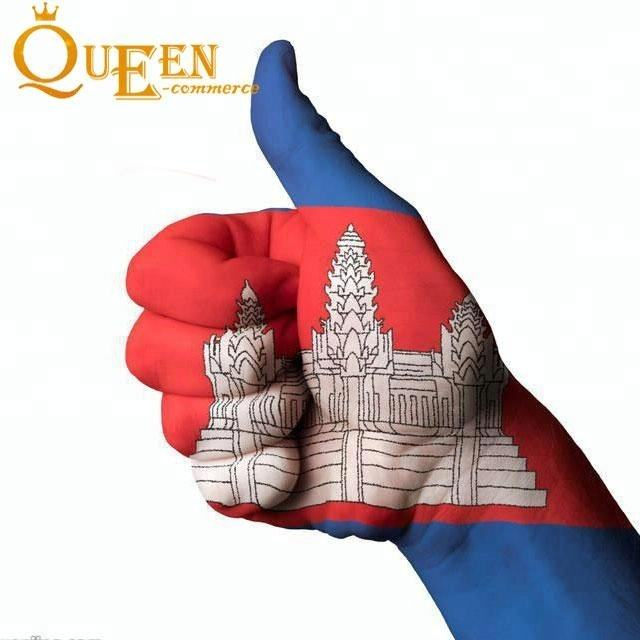 Queen fastest and cheapest international freight delivery and courier to cambodia