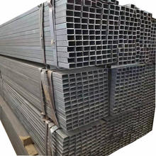 16Mn model high quality square and rectangular steel tubes