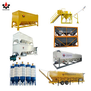 China factory price SDDOM brand CE ISO certificate 30 to 3000 tons hs code mixing silo bulk ton cement silo