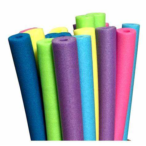 Swimming Accessories Swim Training Water Float PE EPE Foam Swimming Pool Noodles
