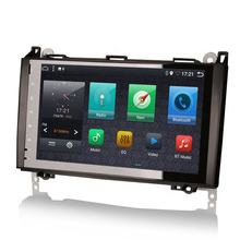 Erisin ES6292B 9 inch PX6 Android 9.0 DAB Autoradio GPS Navi HDMI for Mercedes Benz A/B Classe Sprinter Viano VW Crafter