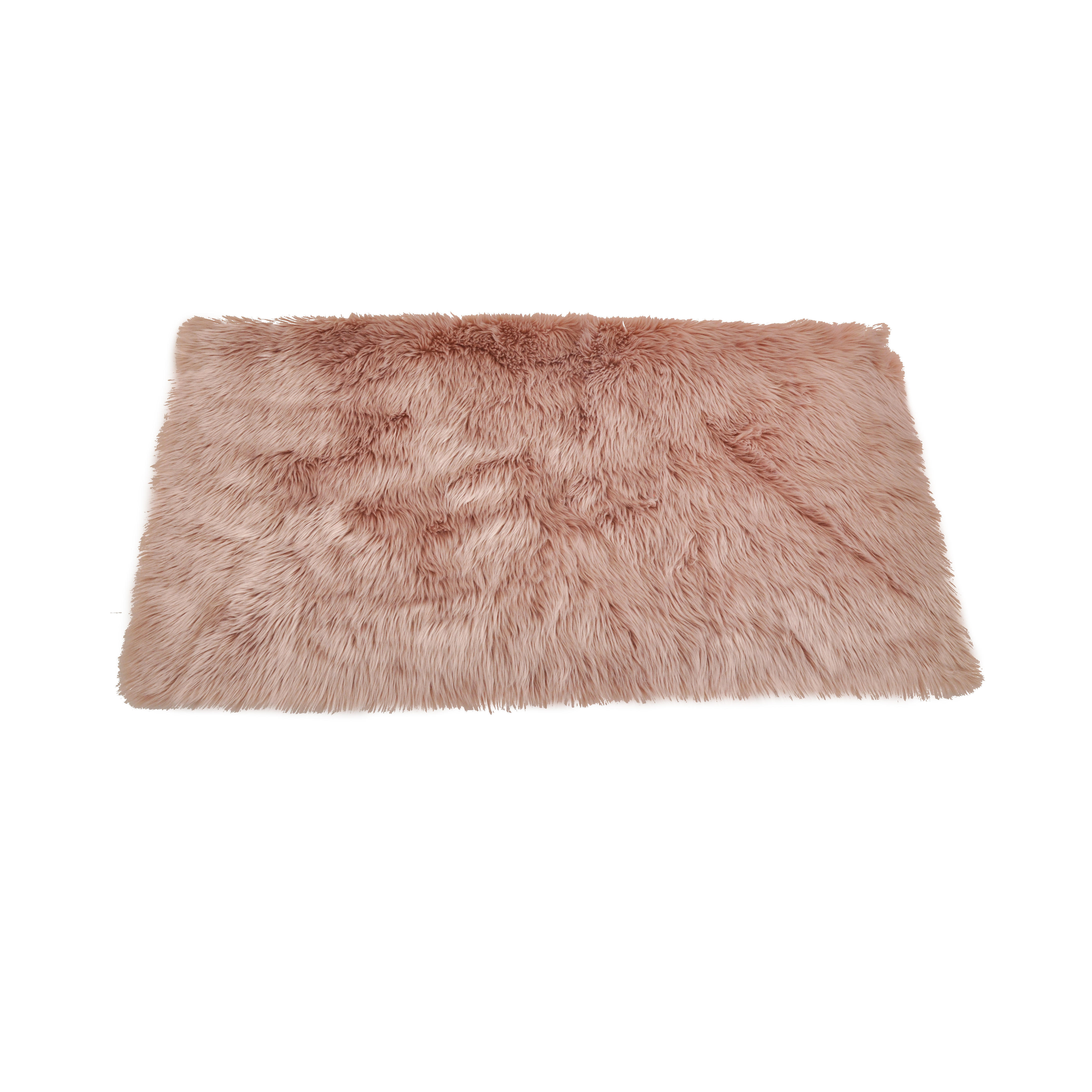 2020 hot sale long pile shaggy faux sheepskin carpet