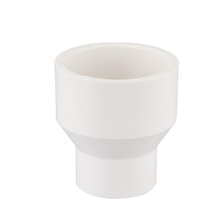 "1/2"" to 4"" Best Price Good Quality PVC PIPE FITTINGS ASTM D2466 SCH40 PVC Reducing Coupling"