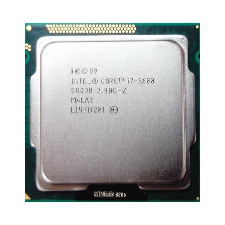 100% Original Good Condition Intel Core I7 2600/SR00B used cpu LGA1155 I7-2600