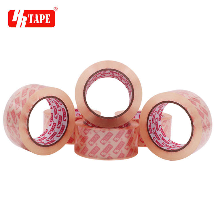 Free shipping samples super strong clear packing tape