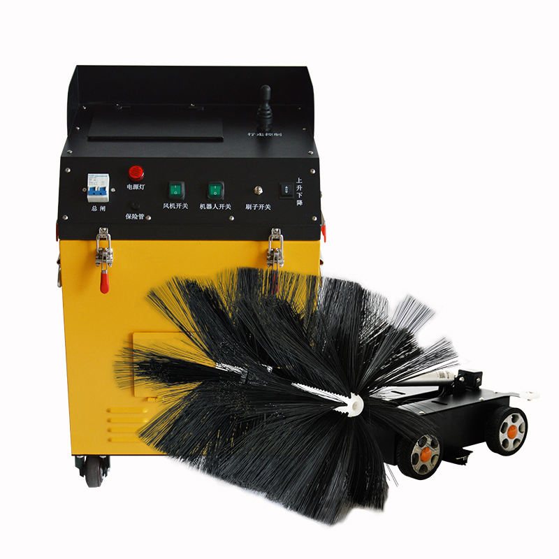KT-976 Special AC cleaning Air Duct scrubbing machine robot air duct cleaning for HVAC cleaning