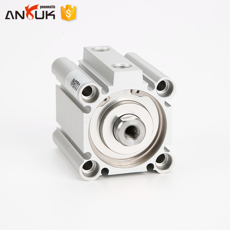 CQ2B mini double acting thin type compact pneumatic air cylinder