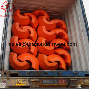 pipe floater for dredging