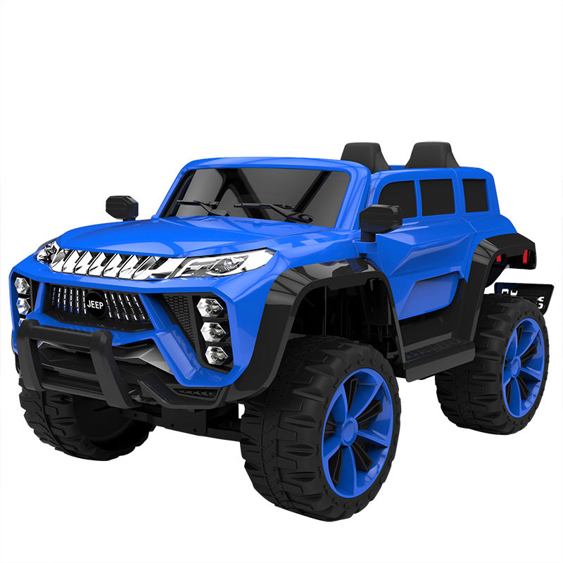 2019 New model children electronic toy car kids electric car battery operated toy car with remote control