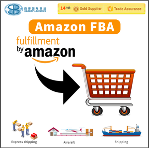 amazon fba freight shipping service rate from china to usa