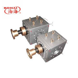 Small Stainless Steel Hydraulic Polyurethane Hot Melt Glue Dosing Gear Metering Pump