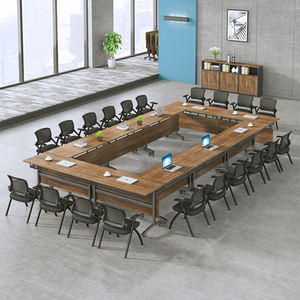 Course Meeting Table Removable Folding Training Table