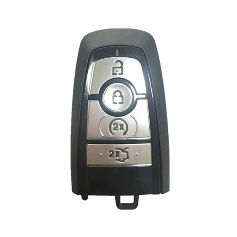 Original 4buttons 433MHz Smart Remote Car Key with ID49 transponder chip Auto key FCCID HS7T- 15K601-EB