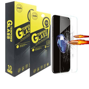 Für iPhone 12 Pro Max Gehärtetem Glas Screen Protector 2,5 D Anti-shatter Film Für iPhone 11 X Xr xs Max 8 7 6 Plus Samsung J3 J7