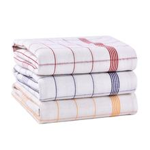 China supplier kitchen tea towel set printed cotton tea towel dish towel cleaning cloth kitchen cloth gloves set three-piece