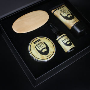 More Than 18 Years Experience Manufacturer Of Beard Balm Set