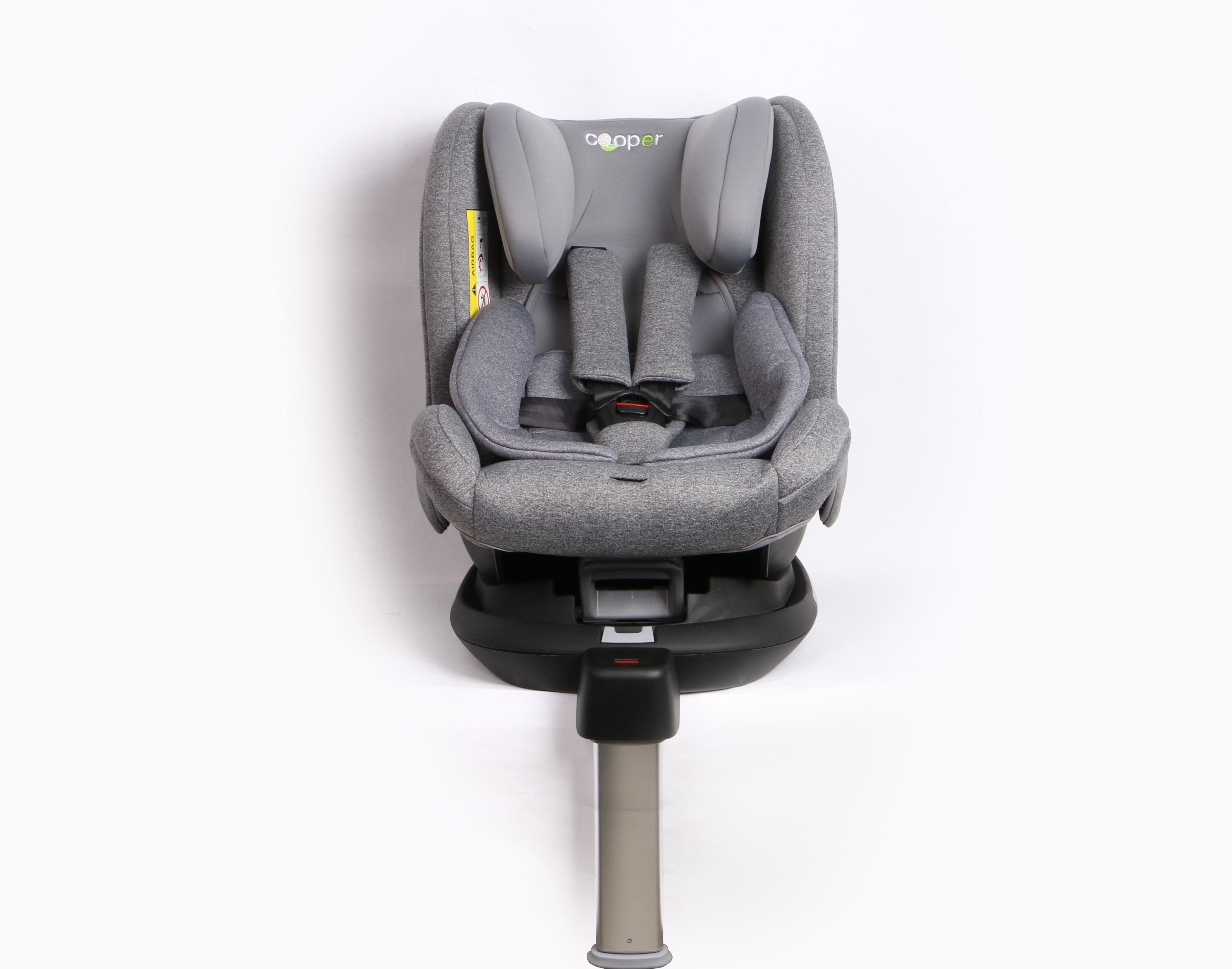 High Quality Baby Car Seat for Group0+123 With Support Leg