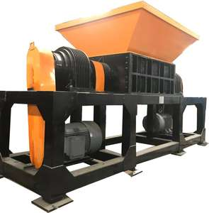 MINI Municipal Solid Organic waste Shredder