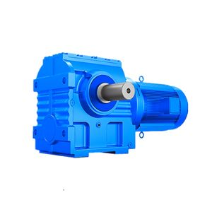 Ce Approved S Series Helical Worm Gear Reducer (S37-S97)