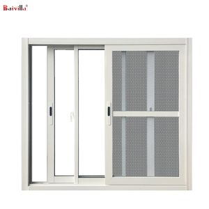 Cheap price design for philippines aluminium frames sliding window single tempered glass