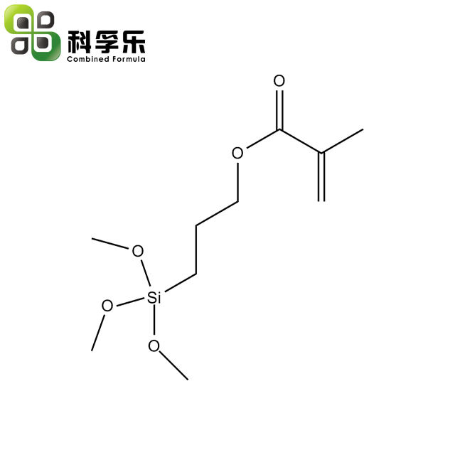 カップリング剤 3-Methacryloylpropyltrimethoxysilane Cas 番号 2530-85-0/Silane A174