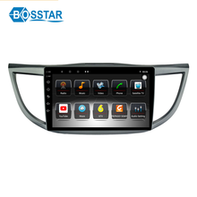 "10.1""Car Radio multimedia System Android car dvd player for honda CRV 2012-2015  Android GPS Navigation"