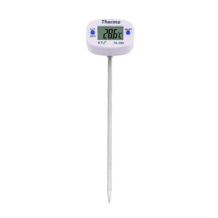 food meat oil water thermometer temperature meter with waterproof probe