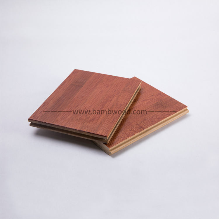 New-Style Strand Woven Outdoor Bamboo Decking Board with CE Certificate
