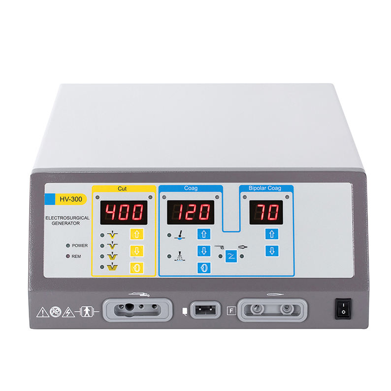 400W HF Electrosurgical generator Unit ESU Surgical Equipment Cautery Machine