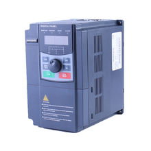 Solar VFD Pump Drive 5KVA 3.7KW Variable Frequency Drive Solar Inverter Converter 60Hz To 50Hz V/F VC Control ac Motor Inverter