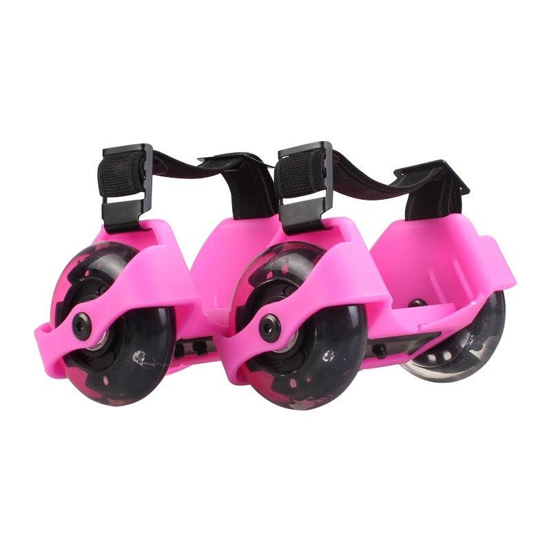 Hot Flash Roller Skate Shoes Scooter Flashing Wheels Toys for Kids