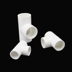 Pvc Binnen Diameter 20/25/32/40/50Mm Waterleiding Fittingen Gelijke Tee Connectors plastic Joint Irrigatie Water Delen