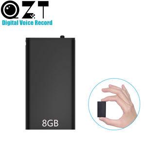 8GB 16GB Mini Hidden Audio Voice Recorder USB Flash Professional Digital HD Dictaphone Spy Recording Pen MP3 Music Player