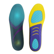 Wholesale full length shoe Insole PU Running Sport Insoles For Shoe