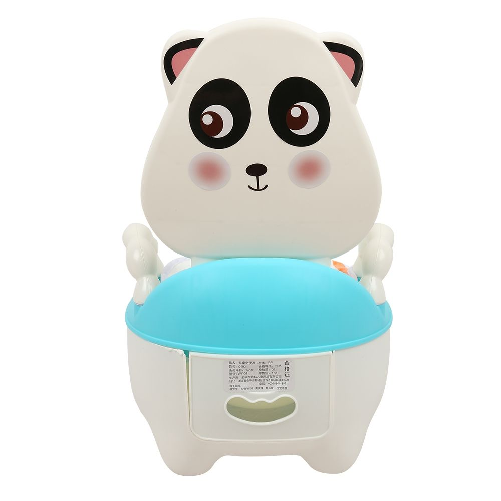 Children Cartoon Potty Toilet Urinal for Male and Female Baby