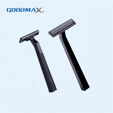China Manufacturer Safety Disposable Double Edge 2 Blades Disposable Razor