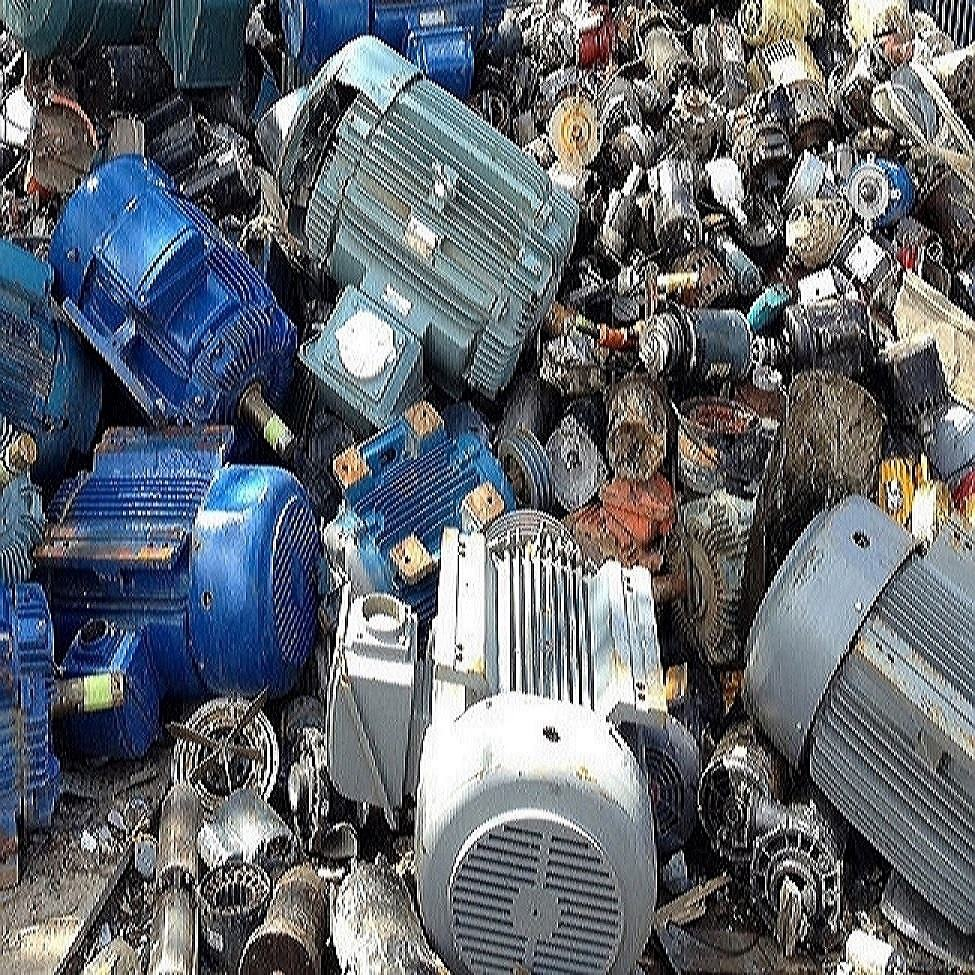 Used Electric Motor Scrap export to China, Japan, Thailand, Korea, India