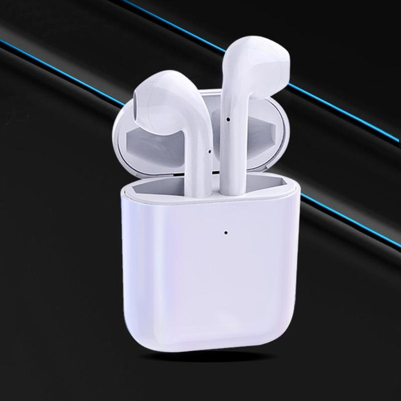i90000 tws Airoha 1536U 1:1 aplle Wireless Bluetooth Earphone GPS Rename tws earbuds air 2 pk H1 chip i12tws for ios android